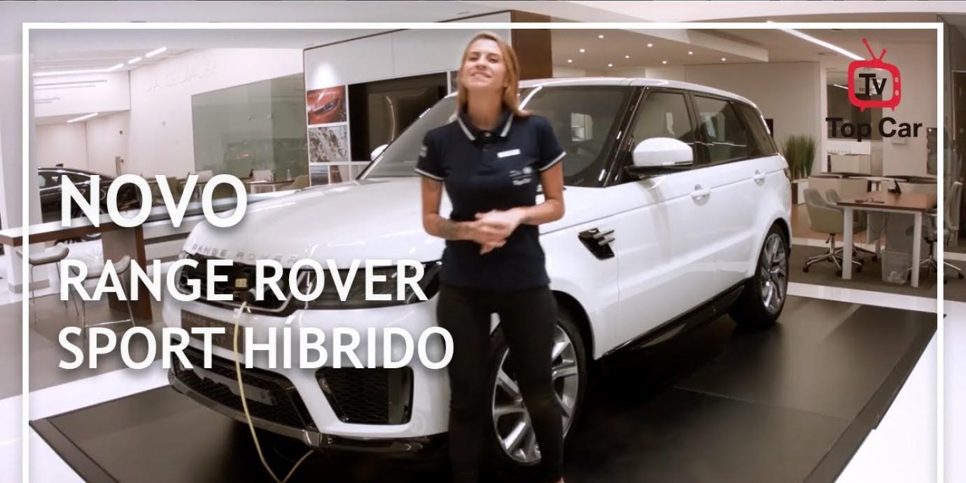 Novo Range Rover Sport Hibrido Primeiras Impressoes Land Rover Top Car